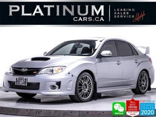 Used 2013 Subaru Impreza WRX STI, 440HP, GARRET TURBO, MANUAL, NAV, HEATED for sale in Toronto, ON