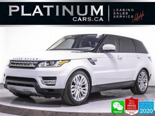 Used 2017 Land Rover Range Rover Sport HSE Td6, DIESEL, NAV, PANO, CAM, HEATED SEATS for sale in Toronto, ON