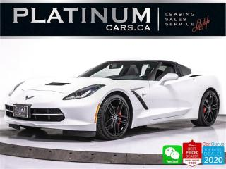 Used 2015 Chevrolet Corvette Stingray, 450HP, AUTOMATIC, NAV, CAM, BOSE, BT for sale in Toronto, ON
