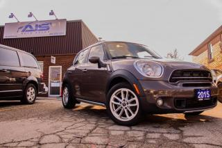 Used 2015 MINI Cooper Countryman Cooper S ALL4 for sale in Scarborough, ON