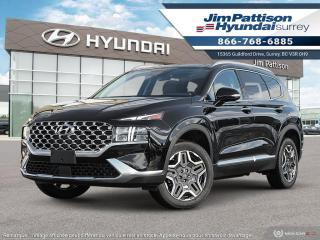 New 2021 Hyundai Santa Fe HEV Luxury for sale in Surrey, BC