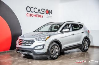 Used 2014 Hyundai Santa Fe Sport SIEG/CHAUFF+GR.ELECT+A/C+BLUETHOOTH for sale in Laval, QC