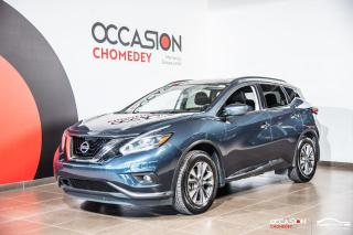 Used 2018 Nissan Murano SV AWD+TOIT PANO+NAVI+CAM/RECUL+SIEGES CHAUFFANTS for sale in Laval, QC