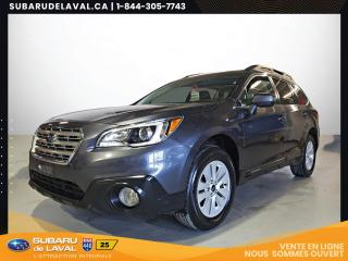 Used 2017 Subaru Outback 2.5 Touring Eyesight Awd *Toit Ouvrant* for sale in Laval, QC