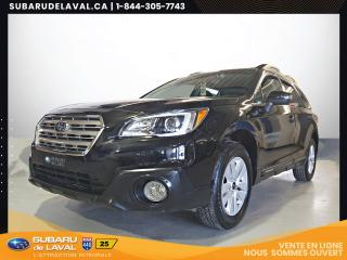 Used 2017 Subaru Outback 2.5 Touring Eyesight  * Toit Ouvr for sale in Laval, QC