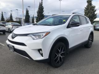 Used 2017 Toyota RAV4 se for sale in North Vancouver, BC