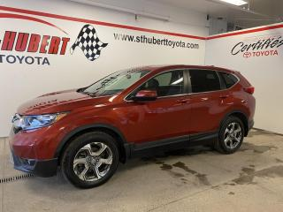 Used 2018 Honda CR-V EX-L AWD for sale in St-Hubert, QC
