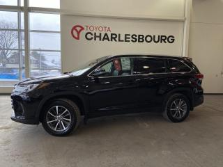 Used 2019 Toyota Highlander XLE - AWD - 8 passagers - Garantie for sale in Québec, QC