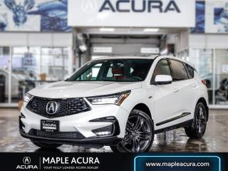 Used 2020 Acura RDX A-Spec for sale in Maple, ON