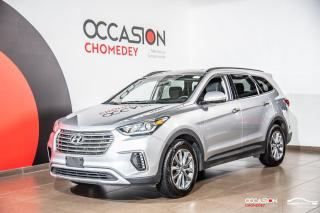 Used 2018 Hyundai Santa Fe XL PREMIUM AWD VOLANT/SIEG CHAUFFANTS+MAGS+CAM/RECUL for sale in Laval, QC