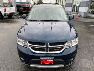Used 2014 Dodge Journey R/T Rallye AWD 3.6L LEATHER DVD SUNROOF 7-PASSANGE for sale in Langley, BC