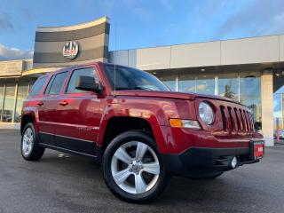 Used 2012 Jeep Patriot NORTH 4WD AUTO 2.4L PWR GROUP A/C 132KM for sale in Langley, BC