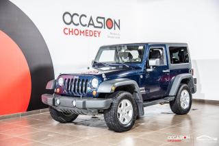 Used 2013 Jeep Wrangler Sport AWD+MAGS for sale in Laval, QC