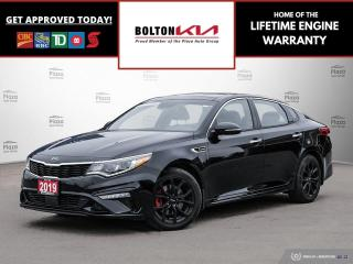 Used 2019 Kia Optima SXL | NAV | ROOF | CLEARANCE DEMO| LIFETIME ENGINE for sale in Bolton, ON