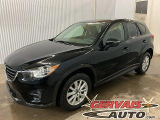 Used 2016 Mazda CX-5 GX 2.5 AWD Mags Caméra GPS *Traction intégrale* for sale in Trois-Rivières, QC