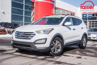 Used 2013 Hyundai Santa Fe Premium   4WD/GARANTIE PROLONGEE DISPONIBLE P5031A   BLANC for sale in Terrebonne, QC