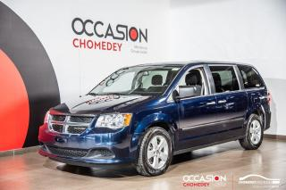 Used 2017 Dodge Grand Caravan Canada Value Package+MAGS+REG DE VITESSE+GR.ELECTR for sale in Laval, QC