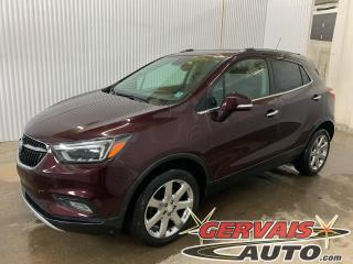 Used 2017 Buick Encore Essence AWD GPS Cuir Toit Ouvrant Caméra Mags *Traction intégrale* for sale in Trois-Rivières, QC