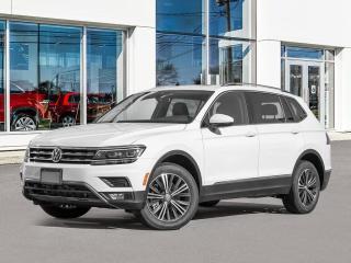 Used 2021 Volkswagen Tiguan TIGUAN for sale in Sherbrooke, QC