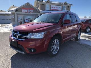 Used 2015 Dodge Journey Limited for sale in Ottawa, ON