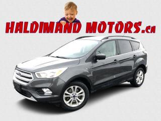 Used 2018 Ford Escape SE 4WD for sale in Cayuga, ON