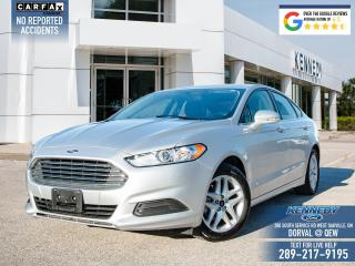 Used 2015 Ford Fusion SE for sale in Oakville, ON