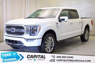 New 2021 Ford F-150 Limited  for sale in Regina, SK