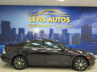 Used 2007 Ford Fusion V-6 SEL CUIR TOIT OUVRANT 266100 KM for sale in Lévis, QC