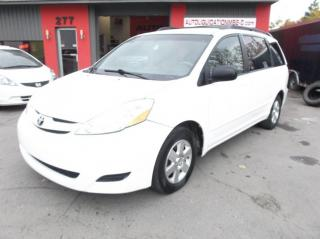 Used 2010 Toyota Sienna 5DR CE 7-PASS FWD for sale in Lemoyne, QC