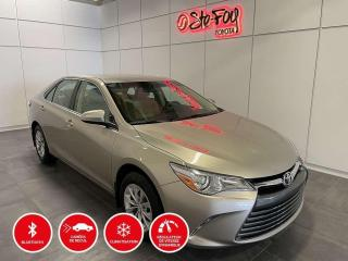 Used 2017 Toyota Camry LE - BLUETOOTH - CAMÉRA DE RECUL for sale in Québec, QC