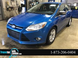 Used 2012 Ford Focus Hayon SEL for sale in Shawinigan, QC