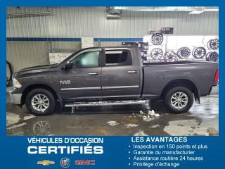 Used 2014 RAM 1500 SLT ECO Diesel for sale in Amos, QC