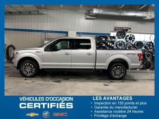 Used 2019 Ford F-150 4WD XLT SPORT GROUPE 301 for sale in Amos, QC