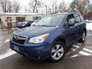 Used 2014 Subaru Forester Certified,AWD! for sale in Oshawa, ON