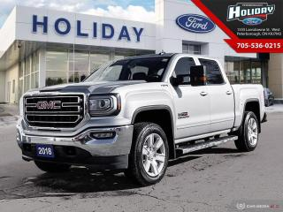 Used 2018 GMC Sierra 1500 SLE for sale in Peterborough, ON
