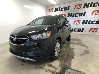 Used 2019 Buick Encore PREFERRED FAIBLE KILOMÉTRAGE! for sale in La Sarre, QC