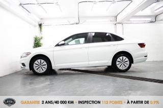 Used 2019 Volkswagen Jetta reservé Comfortline Auto + Caméra + Bluetooth for sale in Québec, QC