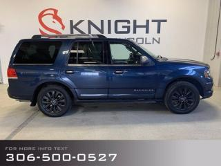 Used 2017 Lincoln Navigator Select for sale in Moose Jaw, SK