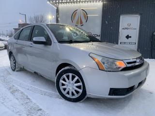 Used 2010 Ford Focus ***SE,BERLINE,BIEN ÉQUIPÉ,AUBAINE*** for sale in Longueuil, QC