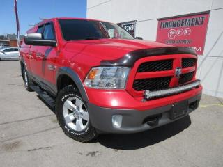 Used 2013 RAM 1500 5.7 HEMI 4X4 OUTDOORSMAN for sale in St-Jérôme, QC