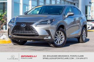 Used 2019 Lexus NX **APPLE CAR PLAY** *APPLE CAR PLAY*CAMERA DE RECUL*SYSTEME LSS+*BANCS CHAUFFANTS* for sale in Montréal, QC