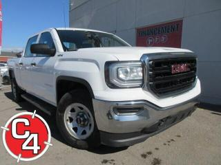 Used 2017 GMC Sierra 1500 V8 5.3L 4X4 CREW CAB for sale in St-Jérôme, QC