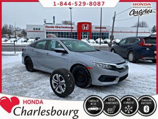 Used 2016 Honda Civic LX AUTOMATIQUE**34 025 KM*** for sale in Charlesbourg, QC