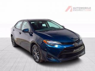 Used 2018 Toyota Corolla LE A/C MAGS TOIT CAMERA DE RECUL for sale in Île-Perrot, QC