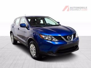Used 2017 Nissan Qashqai S A/C SIEGES CHAUFFANT for sale in Île-Perrot, QC