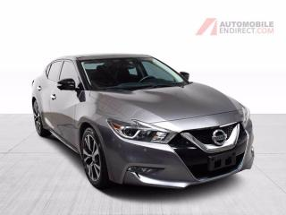 Used 2016 Nissan Maxima PLATINUM CUIR TOIT PANO MAGS GPS for sale in Île-Perrot, QC