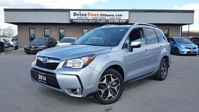 2014 Subaru Forester XT Touring AWD **LEATHER**MOONROOF**NAVIGATION**