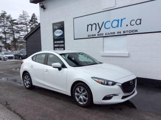 Used 2017 Mazda MAZDA3 GX POWERGROUP, A/C, MAZDA EXCITEMENT!! for sale in Richmond, ON