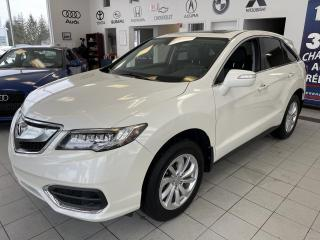 Used 2016 Acura RDX RDX / CUIR / TOIT OUVRANT / CAMERA / SIE for sale in Sherbrooke, QC