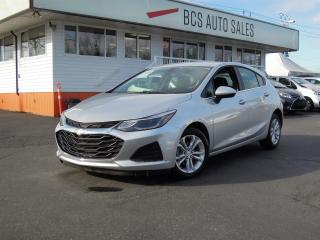 Used 2019 Chevrolet Cruze LT for sale in Vancouver, BC